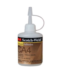 Цианакрилатный однокомпонентный клей 3M Scotch-Weld CA4
