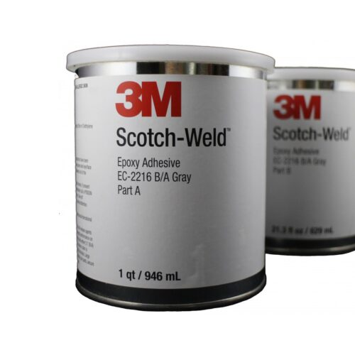 Двухкомпонентный эпоксидный клей 3M Scotch Weld 2216