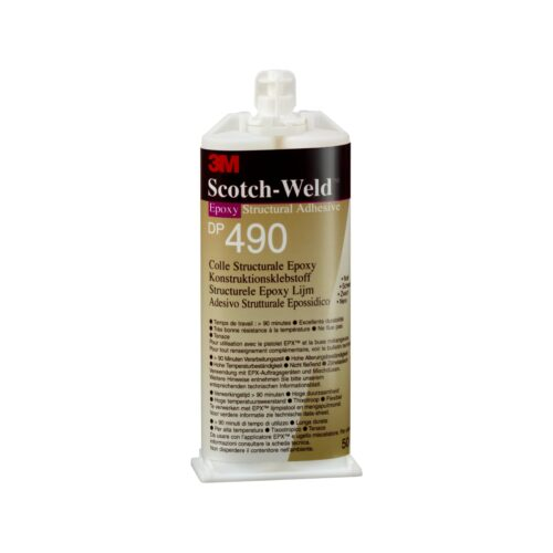 Двухкомпонентный эпоксидный клей 3M Scotch-Weld DP490