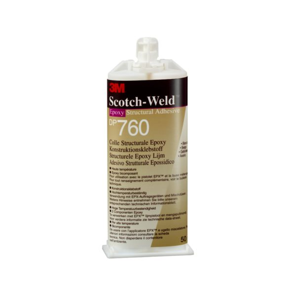 Двухкомпонентный эпоксидный клей 3M Scotch-Weld DP760