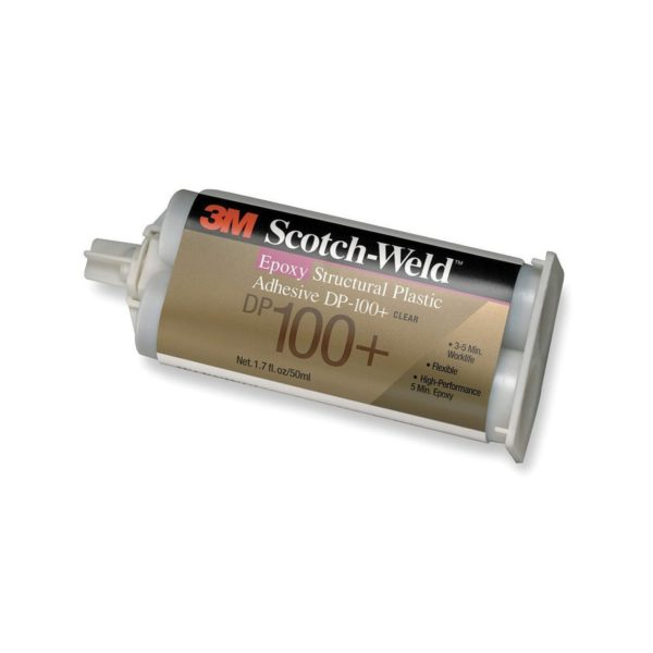 Двухкомпонентный эпоксидный клей 3M Scotch-Weld DP100+