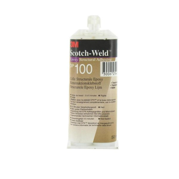 Двухкомпонентный эпоксидный клей 3M Scotch-Weld DP100